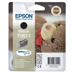 Tinteiro Preto Epson Stylus D88 / DX3800/4200/4800 - T061140