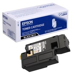 Toner Laser Epson Aculaser C1700/1750/CX 17 - Preto - S050614