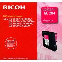 Gel Ricoh GX 3000/3050n/5050n(Type GC-21M) - Magenta - RIOGX3000M