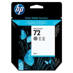Tinteiro Cinzento HP DesignJet T610/1100 - 69 ml - 72 - HPC9401A