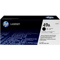 Toner Laser HP LaserJet Smart 1160/1320 - 2500 K - HPQ5949A