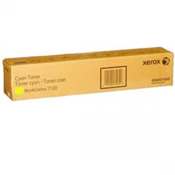 Tambor Original Xerox WC 7120 - Amarelo - 13R00658
