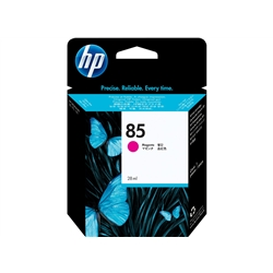 Tinteiro Magenta HP DesignJet 30/30N/30GP/130 - 85 - HPC9426A