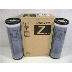 Tinta Duplicador Riso RZ - Azul Médio - 2 uni. - S4261