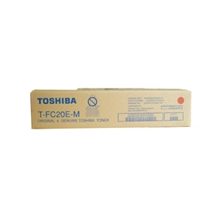 Toner Original Toshiba Studio 2020 - Magenta - TOO2020M
