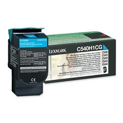 Toner Laser Lexmark C540 - Cião 2 K - C540H1CG
