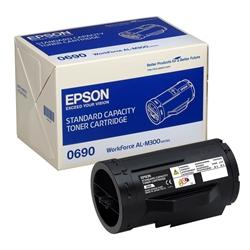 Toner Epson WorkForce AL-M300D/300DN - 2700 cópias - S050690