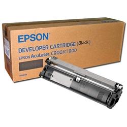 Toner Laser Epson Aculaser C900/C1900 - Preto - S050100