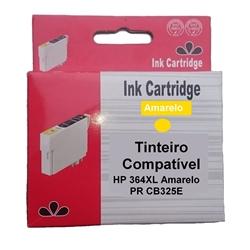 Tinteiro Compatível Amarelo p/ HP - 364XL - PRCB325E