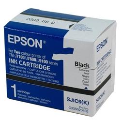 Tinteiro Epson TM-J7100/J7600/J9100 - Preto - S020403