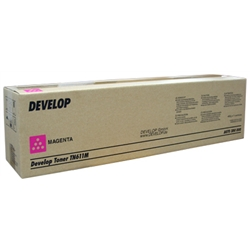 Toner Original Develop Ineo +451/550/650 - TN611C - Magenta - DEOTN611M