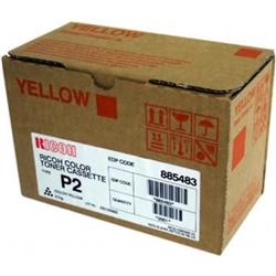 Toner Laser Ricoh Aficio 2232C - Amarelo - RIO2232A(A)