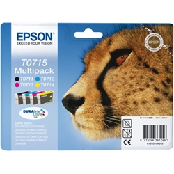 Kit Epson Stylus D78 / DX4000 - T071540