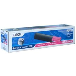 Toner Laser Epson Aculaser C1100 / SX11N - 1500 K - Magenta - S050192