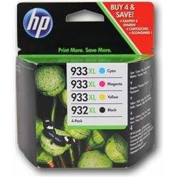 Pack 4 Tinteiros HP - HPC2P42A