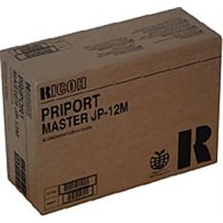 Master Duplicador Ricoh Priport JP-1250 - 2 rolos - RIMJP1250
