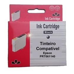 Tinteiro Compatível Preto p/ Epson T061140 - PRT061140