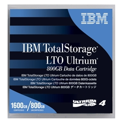 Cartucho Dados IBM Ultrium4 LTO Data Cartridge 800GB - 95P4436