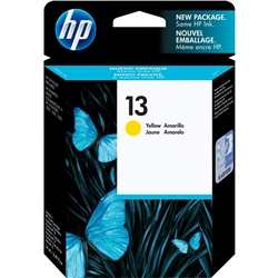 Tinteiro Amarelo HP Officejet 9110/9120 - 13 - HPC4817A