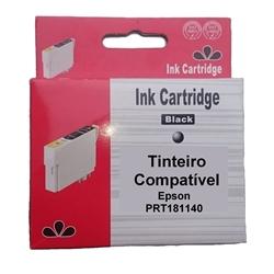 Tinteiro Compatível Preto p/ Epson T1811 - 18XL - PRT181140