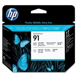 Cabeça Impressão Preto Foto. e Cinzento Claro HP Z6100 - 91 - HPC9463A