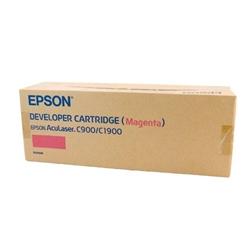 Toner Laser Epson Aculaser C900/C1900 - Magenta -4500 cópias - S050098