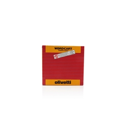 Fita Maq. Escrever Olivetti Wordcart ET 2000-Corrigível