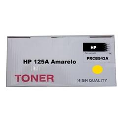 Toner Genérico Amarelo p/ HP CB542A / Canon 716Y - PRCB542A