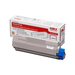 Toner Laser Oki Okipage C5650/5750 - Magenta - - OKIC5650M