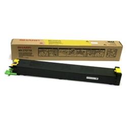 Toner Original Sharp MX2700 - Amarelo - SHOMX2300A