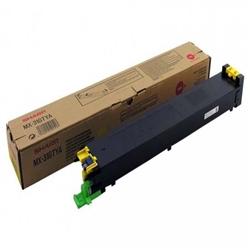 Toner Original Sharp MX2301/3100/4100 - Amarelo - SHOMX2301A