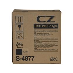 Tinta Duplicador Riso CZ - Preta 2 uni. - S4877