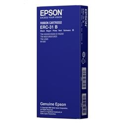 Fita Impressora Epson M-390/TM-U590 - Preta - ERC31B