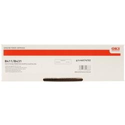 Toner Laser Oki B411/431/MB461/471/491 - 3000K - OKIB411
