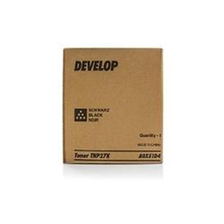 Toner Original Develop Ineo +25 - Preto - A0X51D4 - DEOTNP27K
