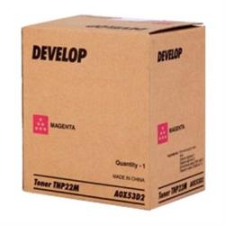 Toner Original Develop Ineo +25 - Magenta - A0X53D4 - DEOTNP27M