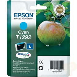 Tinteiro Cião Epson Stylus SX420W/425W Office BX305F/320FW - T129240