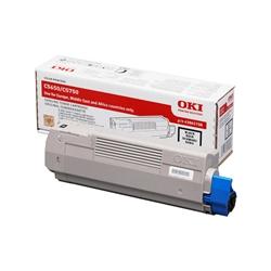 Toner Laser Oki Okipage C5650/5750 - Preto - - OKIC5650P