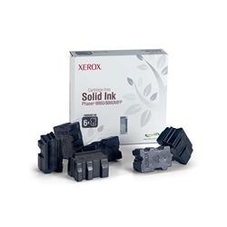 Barras Tinta Original Xerox Phaser 8860/8860MFP - Preto - 108R00749