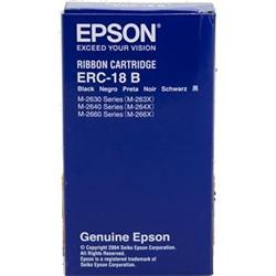 Fita Impressora Epson M-2630/2640/2661 - Preta - ERC18B