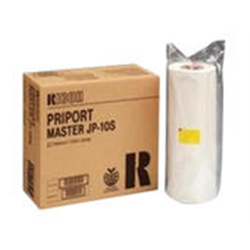 Master Duplicador Ricoh Priport JP-1010 - 2 rolos - RIMJP1010