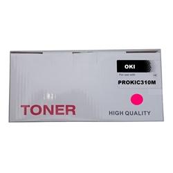 Toner Compatível Magenta p/ OKI C310/330/500/510/530 - PROKIC310M