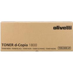 Toner Original Olivetti D-Copia 1800/1800MF/2200/2200MF - B0839