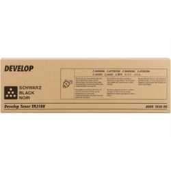 Toner Original Develop Ineo +20 - TN318K - Preto - DEOTN318K