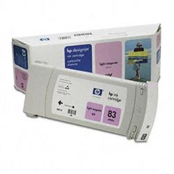 Tinteiro Magenta Claro HP DesignJet 5000/5000PS - UV - 83 - HPC4945A