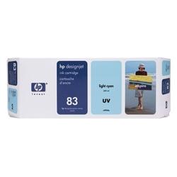 Tinteiro Sião HP DesignJet 5000/5000PS - UV - 83 - HPC4944A