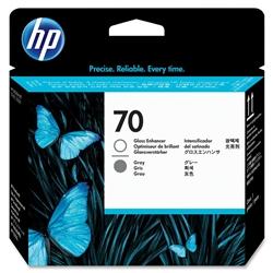 Cabeça HP Aperfeiçoador Brilho e Cinzento DesignJet Z3100-70 - HPC9410A
