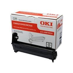 Tambor Oki Okipage C5850/5950 / MC560 - Preto - OKITOC5850P