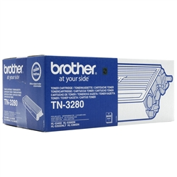 Toner Laser Brother HL 5430D/DCP-8085 - 8000 cópias - TN3280