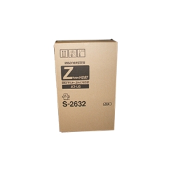 Master Duplicador Riso RZ 970 - A3 - 2 rolos - S2632